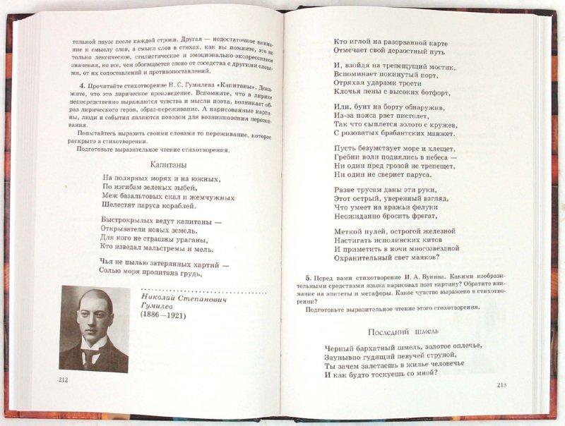По 8 альбеткова словесности решебник класс