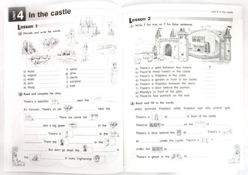 Решебник По Английскому Языку 4 Класс Азарова Millie